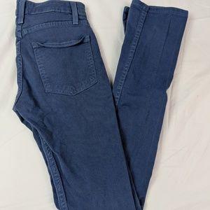 American Apparel size 26 skinny The Slim Slack